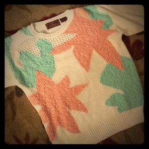 Vintage Granny Chic Sweater